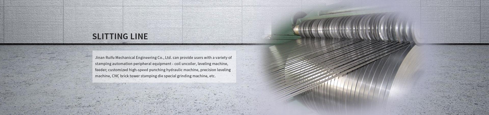 Precision profile forming machine